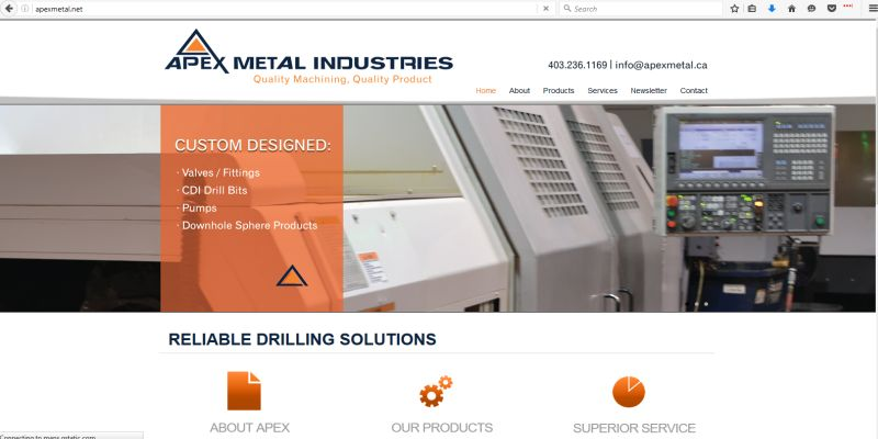 Apex Metal Industries