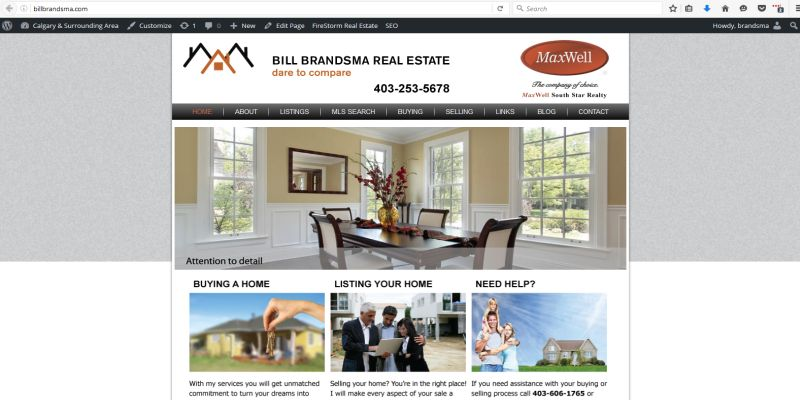 Bill Brandsma Real Estate