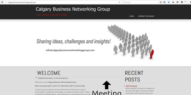 Calgary Business Networking Group