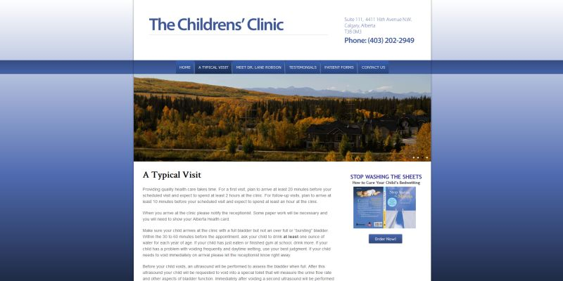 The Childrens' Clinic