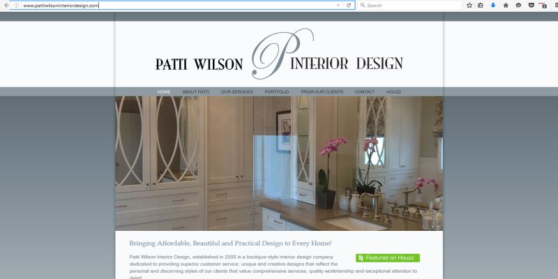 Patti Wilson Interior Design