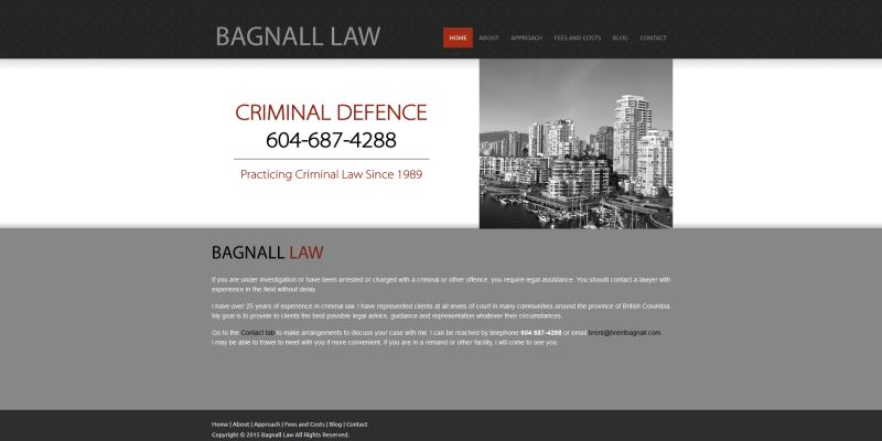 Brent Bagnall Law