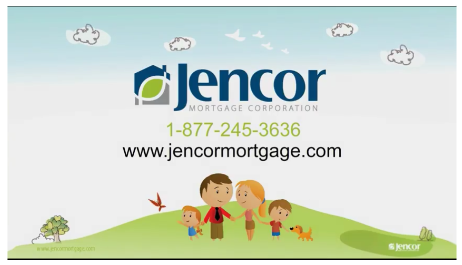 Jencor Mortgage Explainer Video